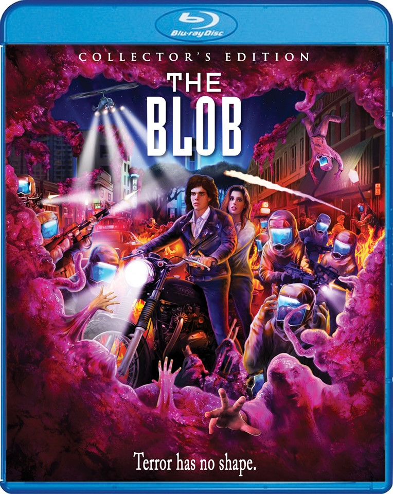 Chuck Russell's 'The Blob' Coming to Scream Factory Blu-ray