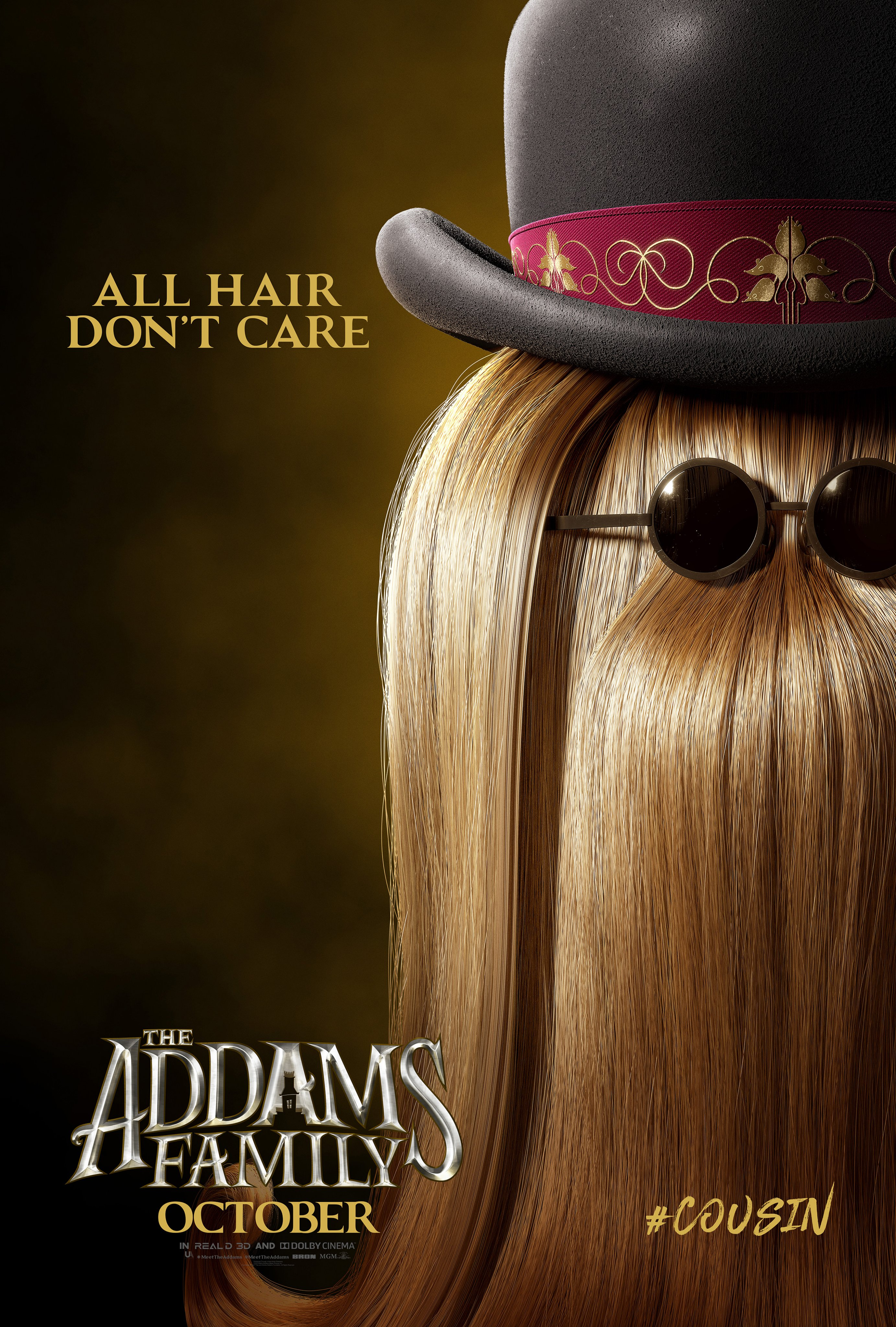 Each Member Of The Addams Family Gets A Character Poster