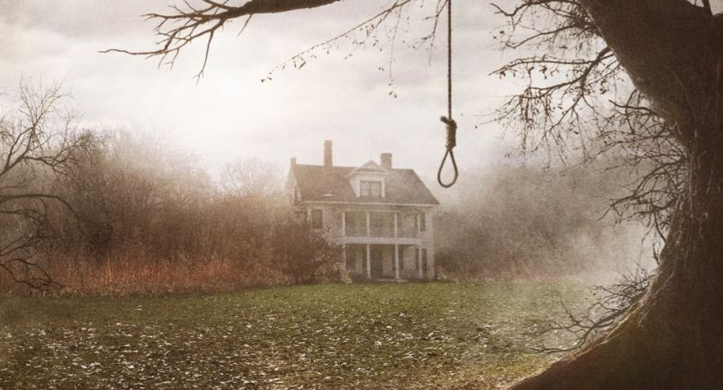 "[Trailer] Travel Channel's ""Ghostober"" Lineup Includes a Trip to the Real-Life 'Conjuring' House and More"