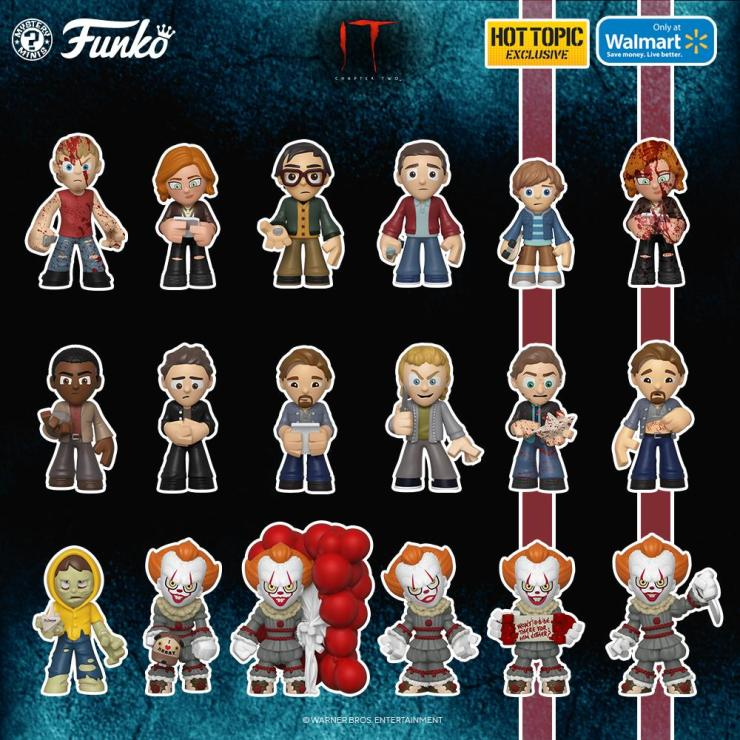 Funko Unleashes It Chapter Two Wave Of Pop Vinyl And