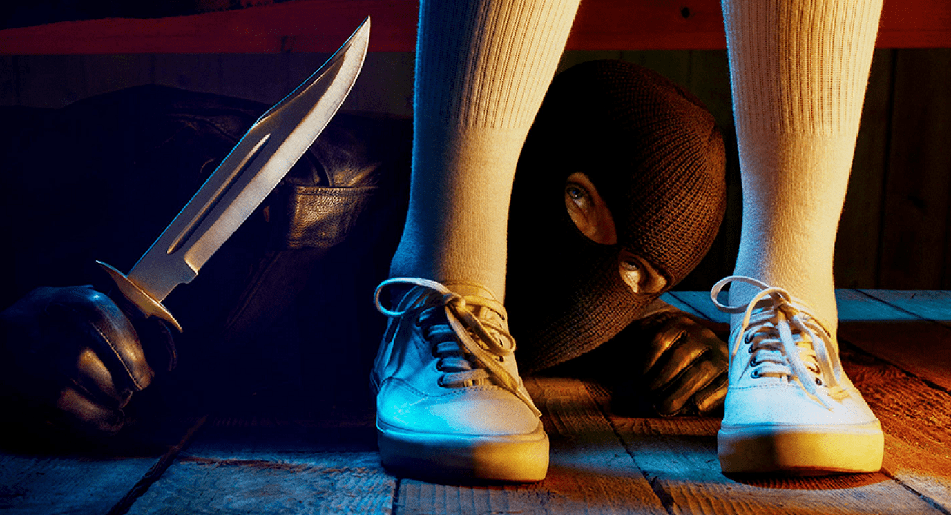 """Mr. Jingles Prepares to Slice an Achilles Tendon on New Poster for """"American Horror Story: 1984"""" - Bloody Disgusting"""