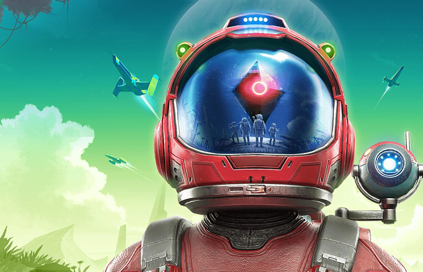 Physical Version of 'No Man's Sky: Beyond' to Release Next Month For PS4 - Bloody Disgusting