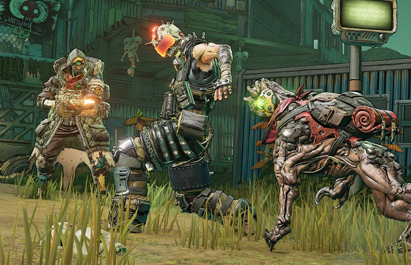 New 'Borderlands 3' Trailer And Gameplay Footage Galore - Bloody Disgusting