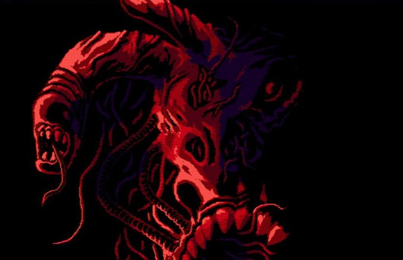 Gamescom 2019 Reverse Horror Game Carrion Gameplay Footage