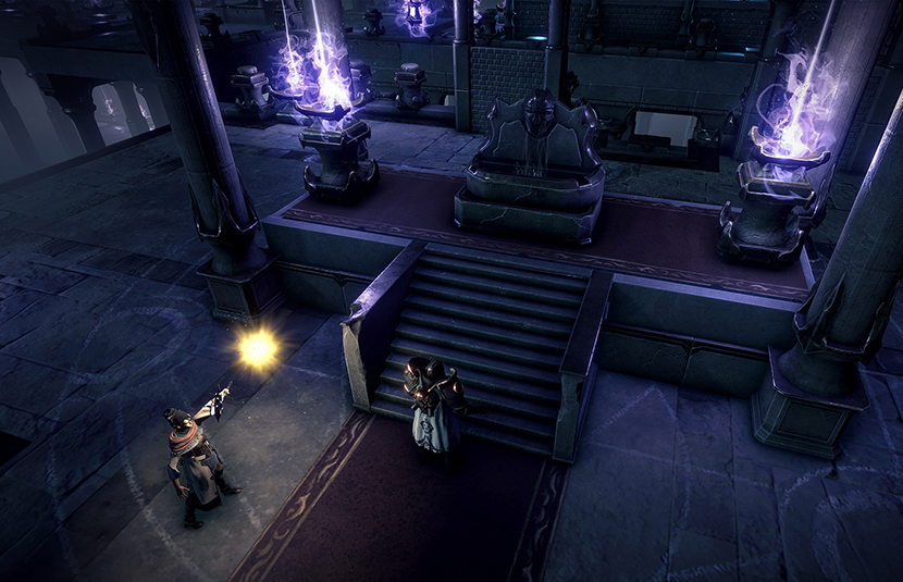 Combine Magic and Dark Technology in Strategy RPG 'Dark Envoy' - Bloody Disgusting