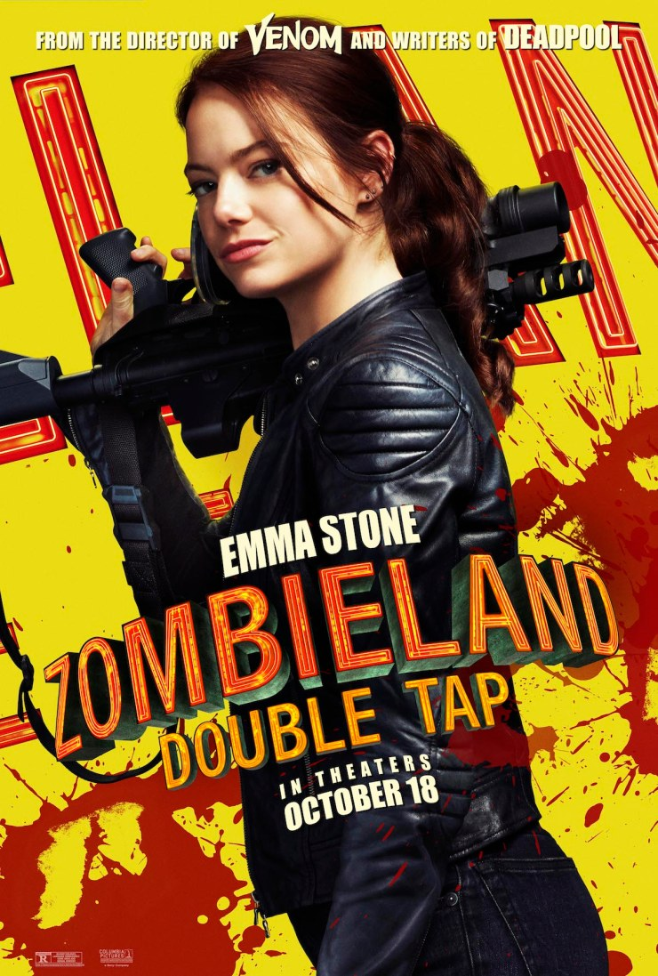 'Zombieland 2: Double Tap' Character Posters Introduce the ...