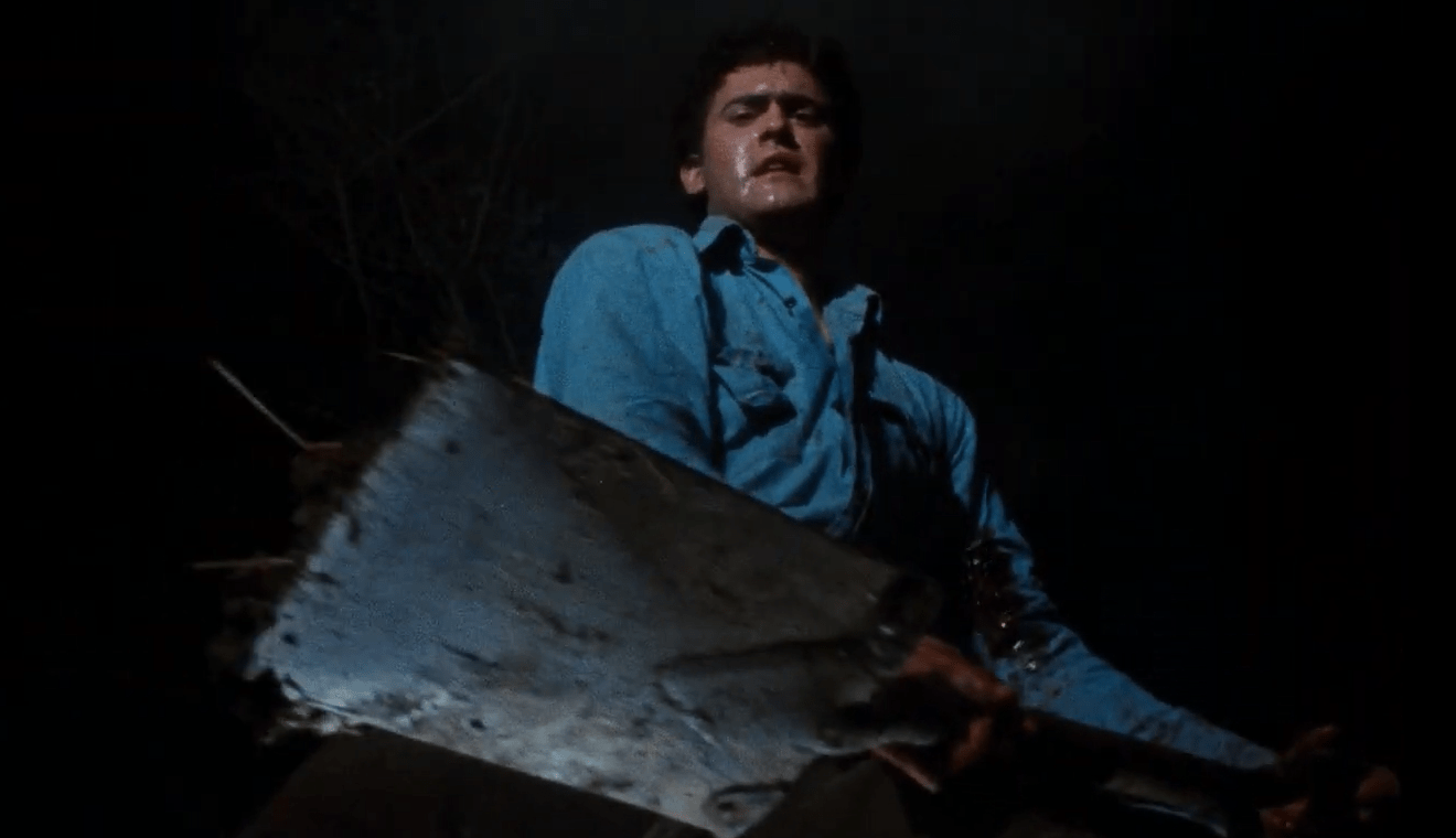 Watch a Clip from the New 4K Restoration of 'Evil Dead' With Reimagined Score from Original Composer - Bloody Disgusting