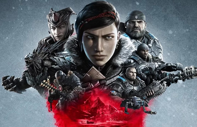 'Gears of War 5' Launch Trailer Touts it as The Biggest 'Gears' Game Ever - Bloody Disgusting