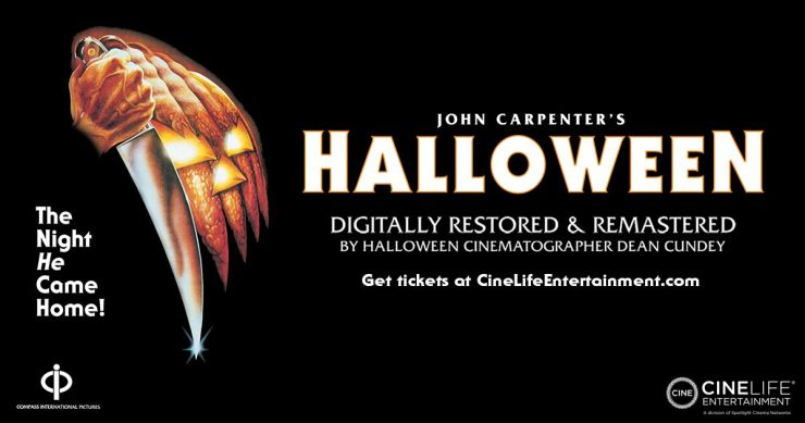 John Carpenter's 'Halloween' Returning to Select Theaters ...