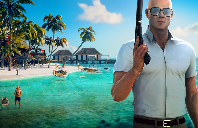 'Hitman 2' September Roadmap Sees Agent 47 Take to The Tropics - Bloody Disgusting