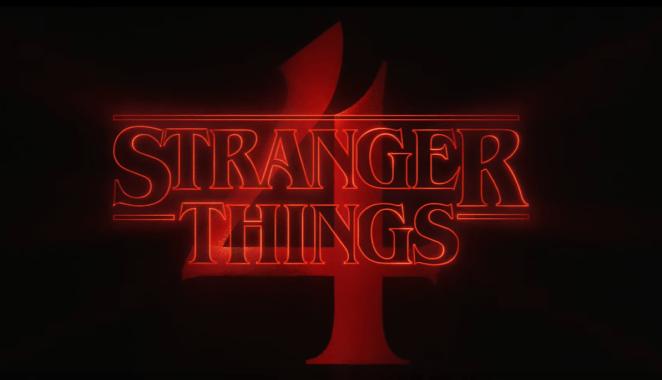 Poster for Stranger Things Season 4