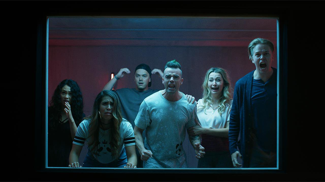 'Funhouse' Trades in Clicks for Lives [First Look] - Bloody Disgusting