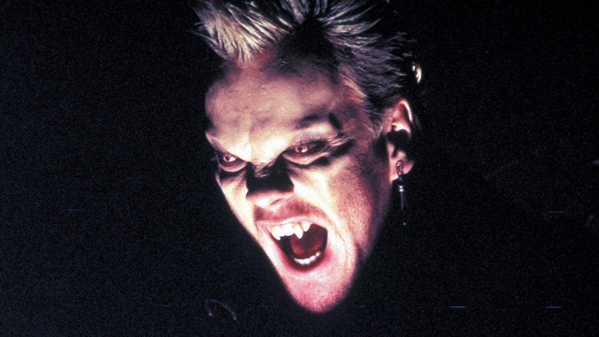 Kiefer Sutherland Details Insanely Violent Unused Kill Scene Footage from 'The Lost Boys' - Bloody Disgusting