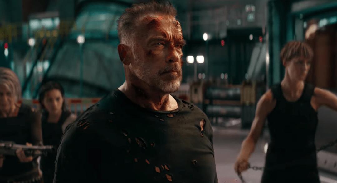 Risultati immagini per Terminator dark fate