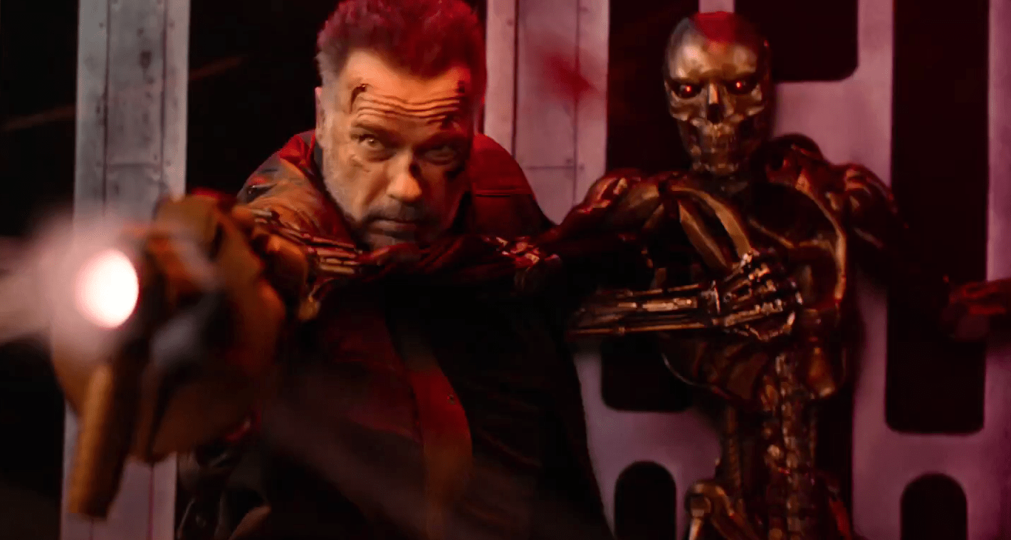 """""""R"""" Rating Sold in Violent 'Terminator: Dark Fate' Extended Red Band TV Spot [Exclusive] - Bloody Disgusting"""