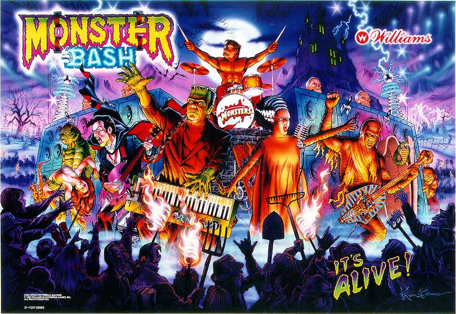 'Zen Pinball FX3' is Adding Universal Monsters Tables in Time For Halloween! - Bloody Disgusting