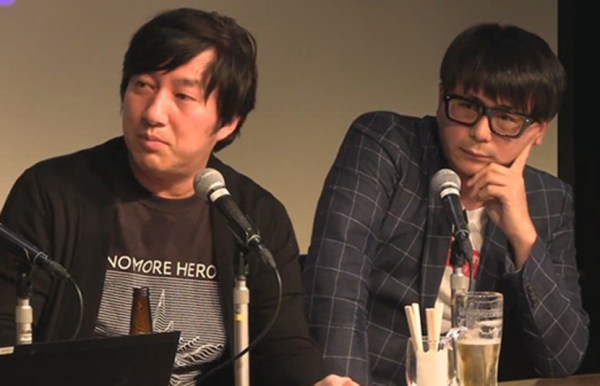 Suda51 And Swery65 Join Forces on New Horror Game Concept Entitled