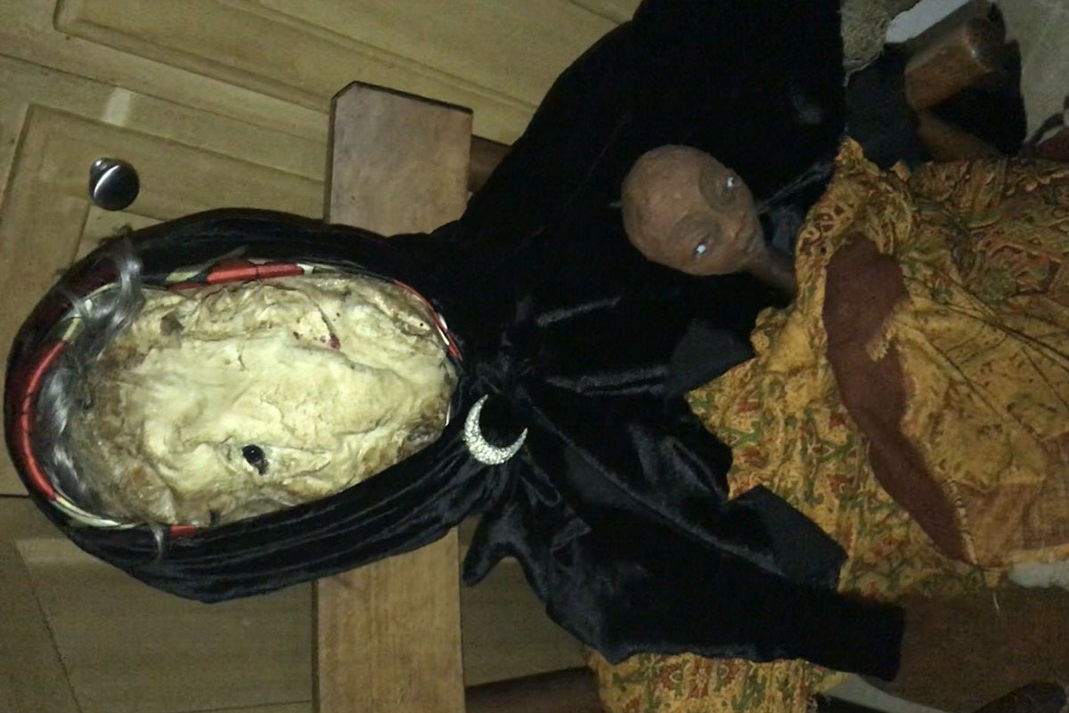 """13 of the Strangest, Creepiest """"Haunted"""" Objects We Found on eBay - Bloody Disgusting"""