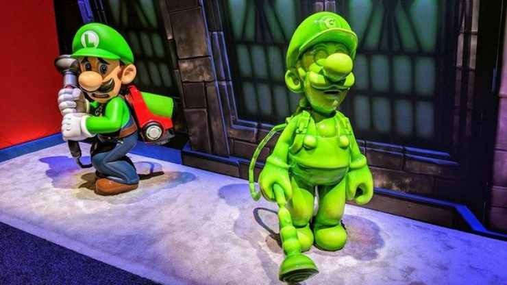 Review Luigi S Mansion 3 Is A Delightfully Inventive