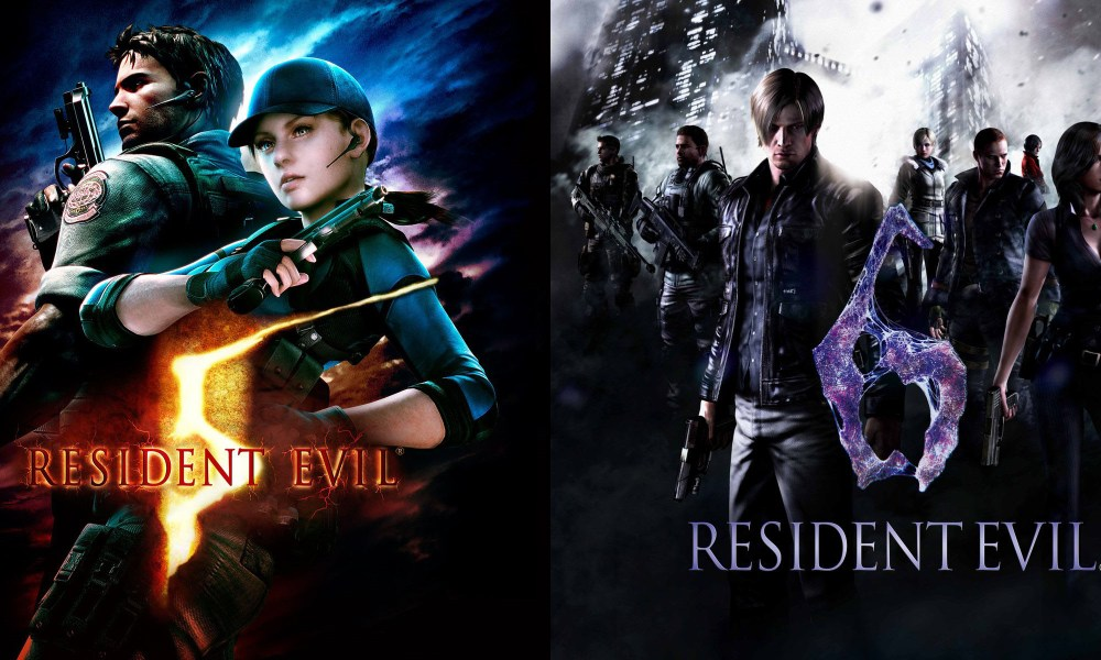 Review Resident Evil 5 And 6 On Nintendo Switch The Series