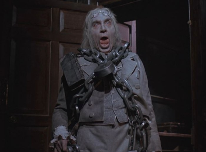 The Horrors of 'A Christmas Carol' and its Most Terrifying Ghost, Jacob Marley - Bloody Disgusting