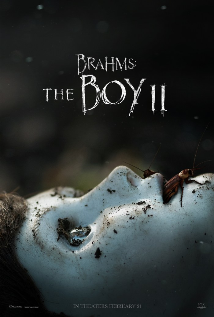 Image result for the boy 2 poster