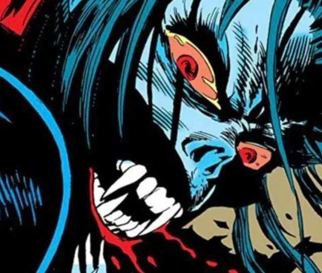 Rumored First Look At Jared Leto As Morbius The Living Vampire