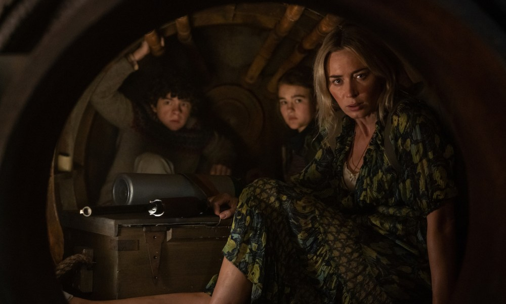 Enter the 'A Quiet Place Part II' Survival Room in NY and Los Angeles; New Poster Demands Action