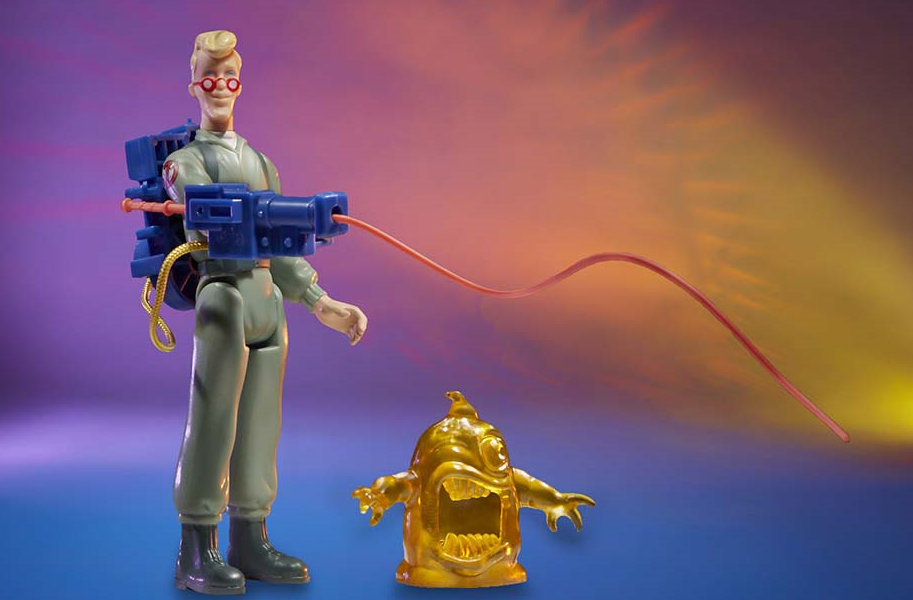 """Hasbro Bringing Kenner's Classic """"The Real Ghostbusters"""" Toys from the '80s Back to Life This Spring!"""