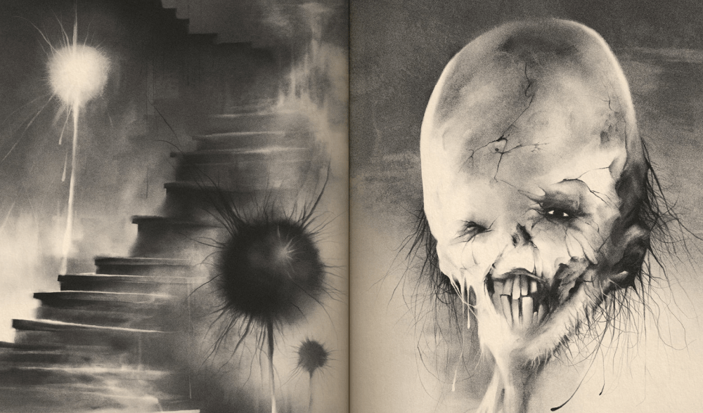 Fan-Made Book 'Scary Stories: A Tribute to Terror' is Now Available