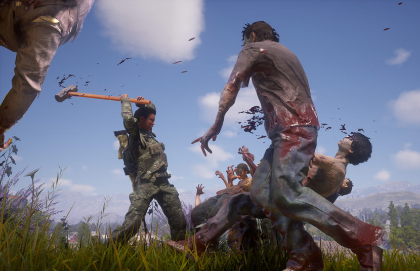 'State of Decay 2' Comes to Steam March 13 in New Juggernaut Edition