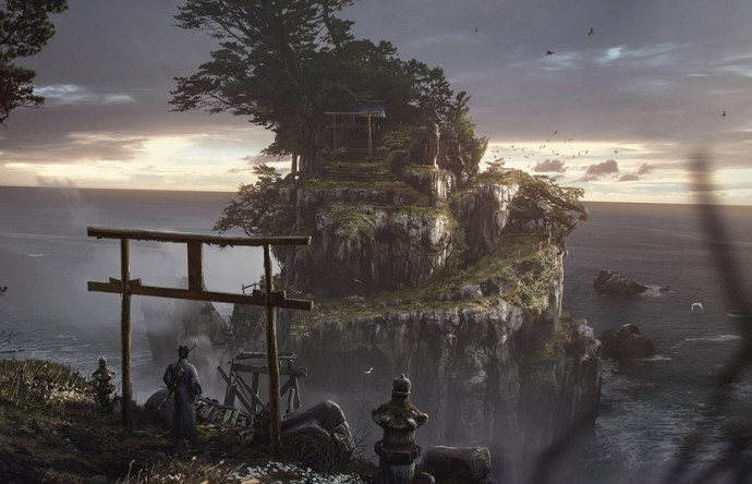 New Details For 'Ghost of Tsushima' Revealed in Latest Issue of ...