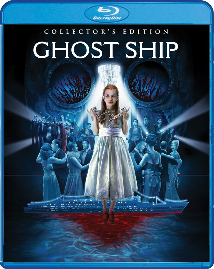 Scream Factory Boards Dark Castle's 'Ghost Ship' for Upcoming Collector's Edition Blu-ray Release