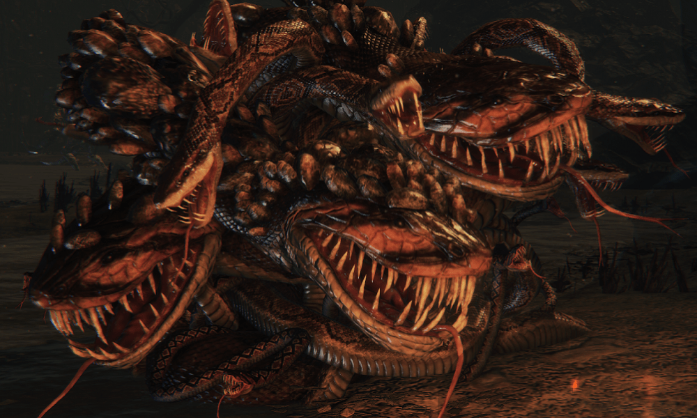 Snakes in a Game: Eight of Video Gaming's Deadliest Serpents