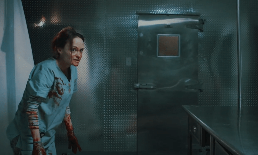 Angela Bettis Returns to Horror This October in '12 Hour Shift' [Trailer] -  Bloody Disgusting