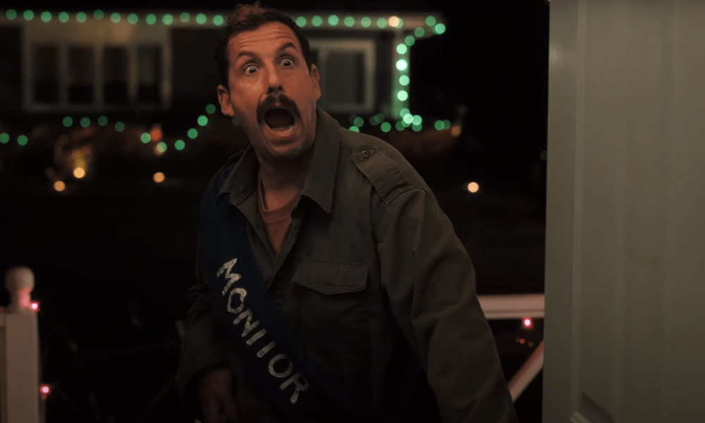 Netflix Brings Halloween Early With New Hubie Halloween Trailer And Poster Art Bloody Disgusting