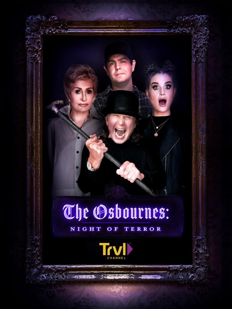 Familia Osbourne Halloween