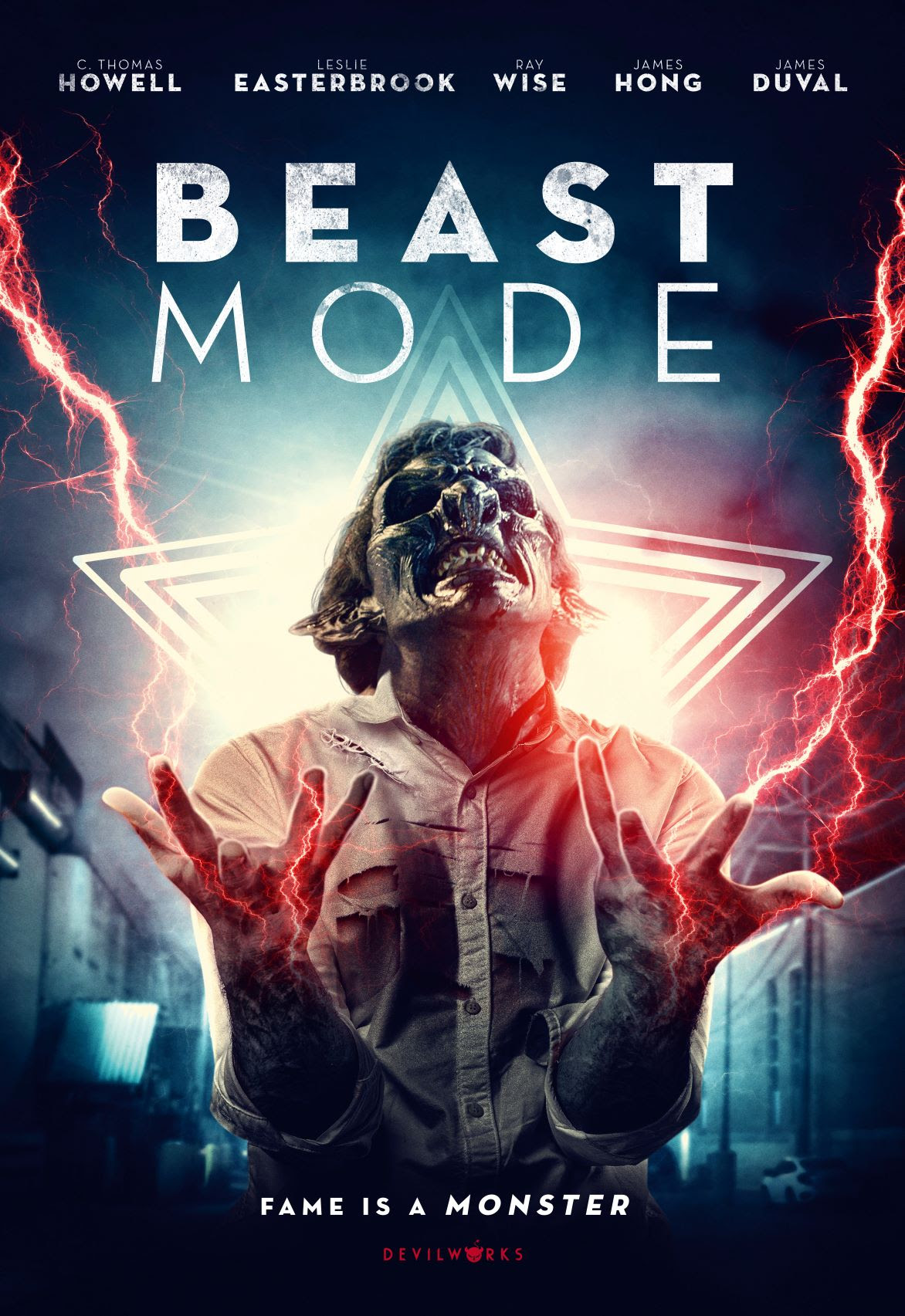 James Duval, C. Thomas Howell and Ray Wise Star in Monster Movie 'Beast Mode' [Trailer]