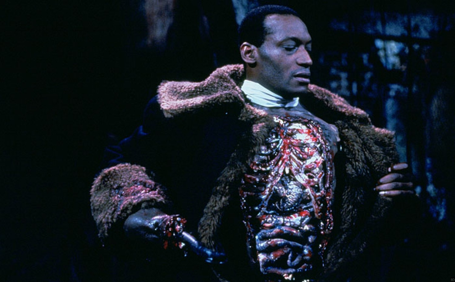 Candyman IV': Tony Todd Revisits the Winter-Set Sequel That Was Never Made [Phantom Limbs] - Bloody Disgusting