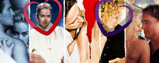 Bloody Popcorn Podcast - Post Valentine's Day with Basic Instinct & Fatal Attraction