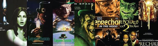 Leprechaun Movies