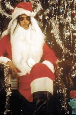 Santa Claus Alice Cooper