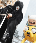 KISS at Macy's Thanksgiving Day Parade
