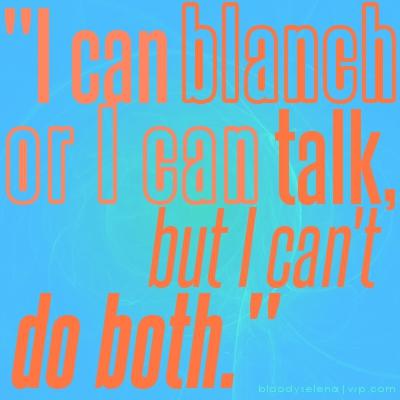 schmidtism_blanch or talk