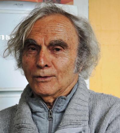 Jean-Pierre Andrevon, écrivain