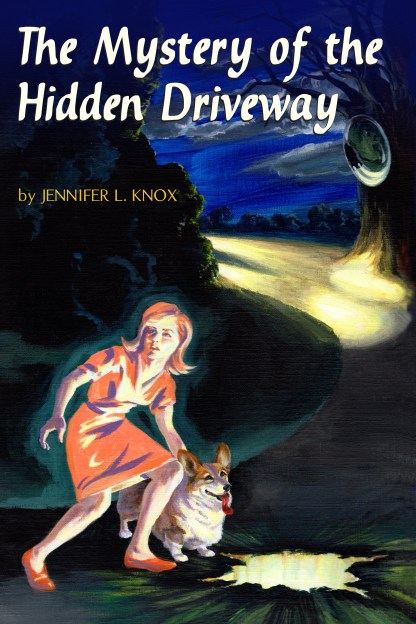 Mystery of the Hidden Driveway