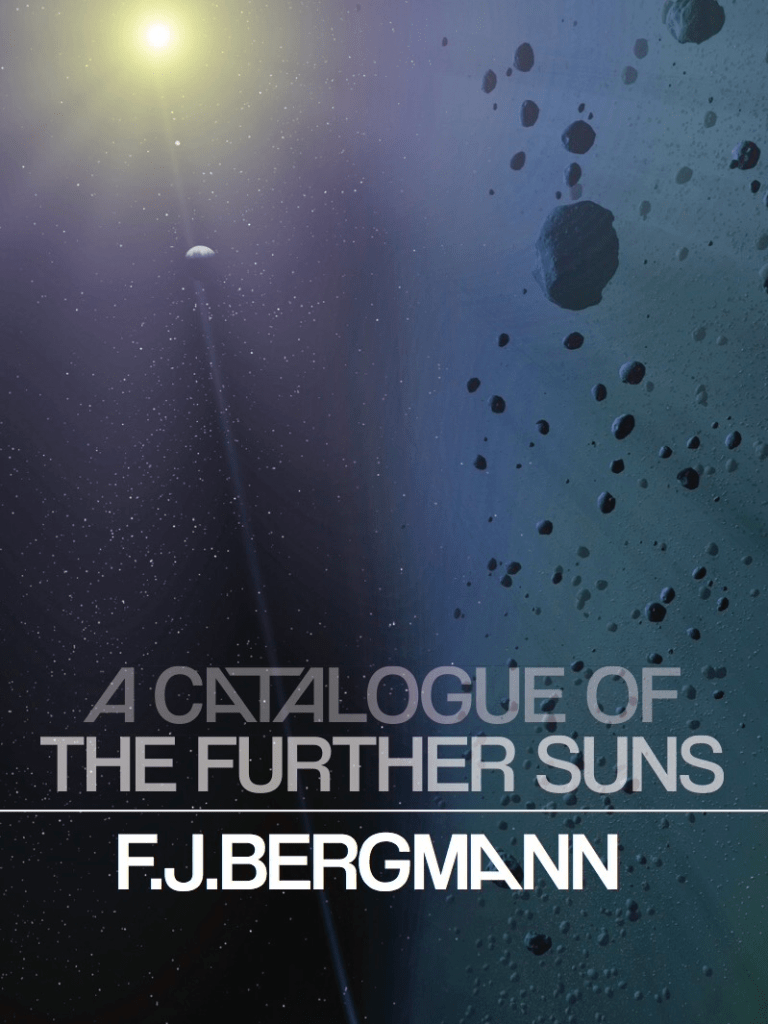 A Catalogue of the Further Suns by F. J. Bergmann