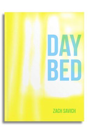 Day Bed by Zach Savich