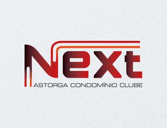logo do next astorga home resort