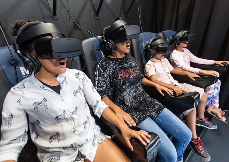 ark encounter truth traveler VR